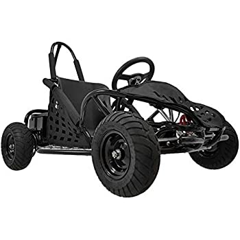 Amazon com: FamilyGoKarts GK110 Youth Go Kart in Green: Toys & Games