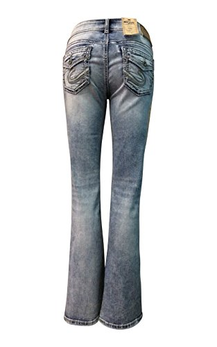 Silver Jeans Co. Suki Mid Boot Jeans 31