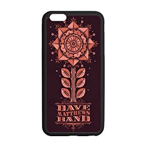 the Case Shop- Dave Matthews Band iPhone 6 Plus 5.5 Inch TPU Rubber Hard Back Case Cover Skin , i6pxq-242