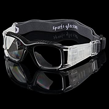 Bazaar Lunettes de protection des hommes de basket-ball en plein air  lunettes de sport 858df88a5ecc