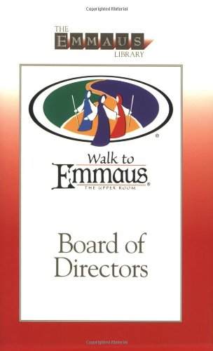 The Board of Directors (Emmaus Library) pdf