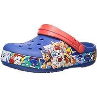 Crocs Kids' Boys and Girls Paw Patrol Band Character Clog
