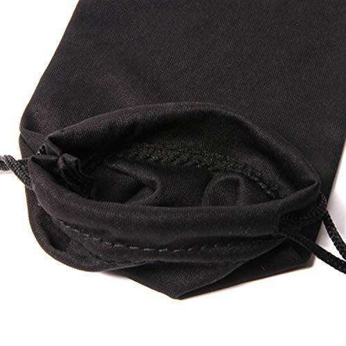 Custodia per Occhiali e Panno per la Pulizia SyeRum Custodia per Occhiali in Tessuto Monocromatico /& Cell Phone Gadgets