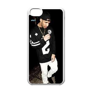 C-EUR Print Drake Pattern Hard Case for iPhone 5C