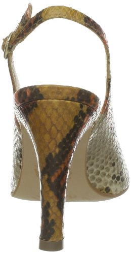 Zinda, Damen Sandalen Beige - Beige (Tropic Cuero)