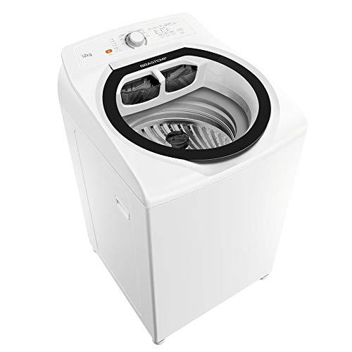 Maquina de Lavar Brastemp 12kg com Superfiltro e Enxague Anti Alergico   110V