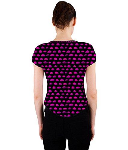 CowCow - Camiseta sin mangas - para mujer Magenta