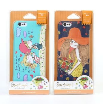 Ado Mizumori Designer Case for iPhone 6 (Dating)
