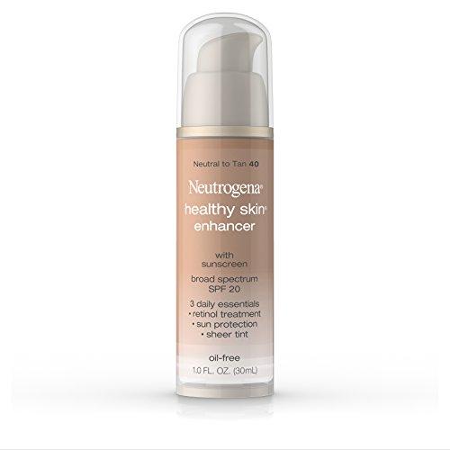 Neutrogena Healthy Skin Enhancer Broad Spectrum Spf 20, Neut