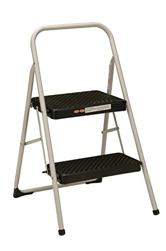 Cosco 2-Step Household Folding Step Stool (Mini Ladder)