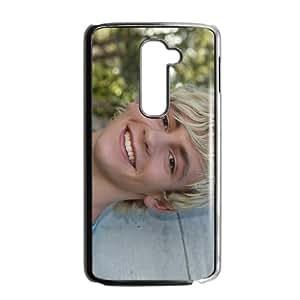 QQQO Ross Lynch Cell Phone Case for LG G2