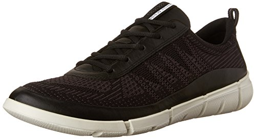 ECCO Intrinsic 1 Mens, Scarpe Sportive Outdoor Uomo Nero(black/Moonless 55869)