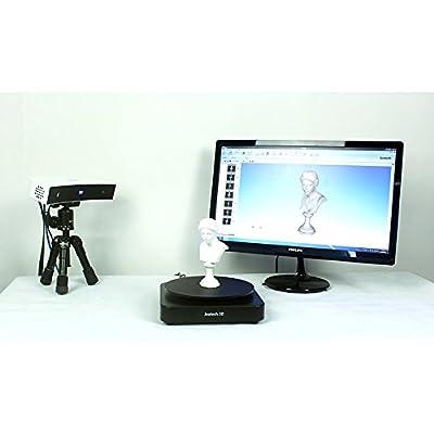 GOWE Precision 0.1mm Blue Light scanning range Hight 700mm DIY 3D Scanner kits Desktop-level DIY fast Modeling HD Scanning 3D Scanner