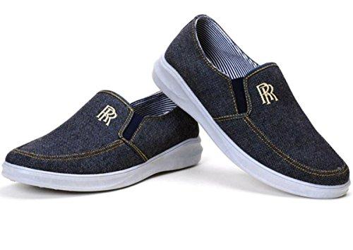 Hombres ligeros Casual Mocasines / Conducción Zapatos Lino Moda Ocio Confort transpirable 1