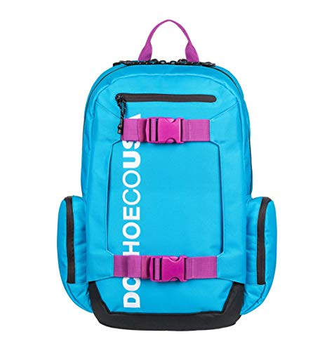 DC Shoes Mens Dc Shoes Chalkers 28L - Large Backpack - Men - One Size - Blue Brilliant Blue One Size from DC