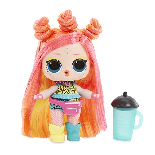 Lol Surprise Lol Hairgoals 2 L.O.L Con 15 Sorpresa Serie 2 Bambine Giochi Doll