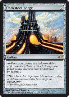 Magic: the Gathering - Darksteel Forge - Planechase