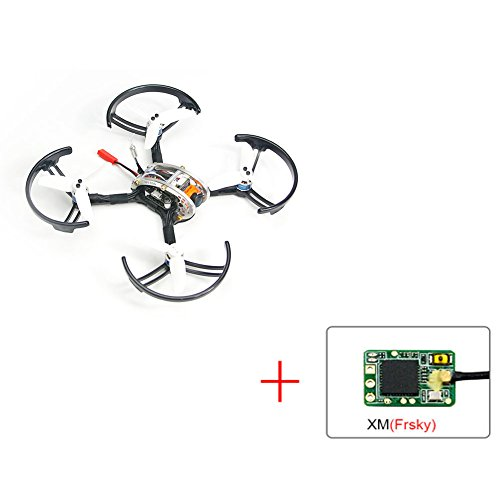 KING KONG FPV EGG PNP Brushless 136mm FPV RC Racing Drone Mini Quadcopter with XM Receiver Compatible with Frsky