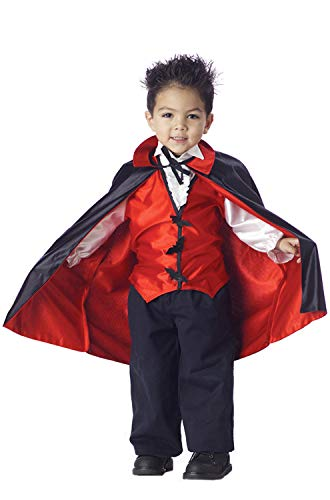 Vampire Costume: Toddler's Size 2T-4T for $<!--$21.26-->