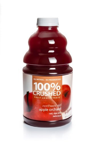 - Dr. Smoothie Northwest Red Apple Orchard 100% Crushed Fruit Smoothie Bottles, 46-Ounce by Dr. Smoothie [Foods]