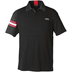 Genuine Audi Men's Bamboo Polo Shirt - Size Small