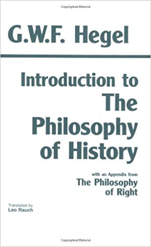 The Philosophy of History (Dover Philosophical Classics)