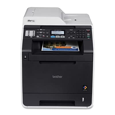 Brother MFC9560cdw Color Laser All-in-One with Wireless Networking and Duplex