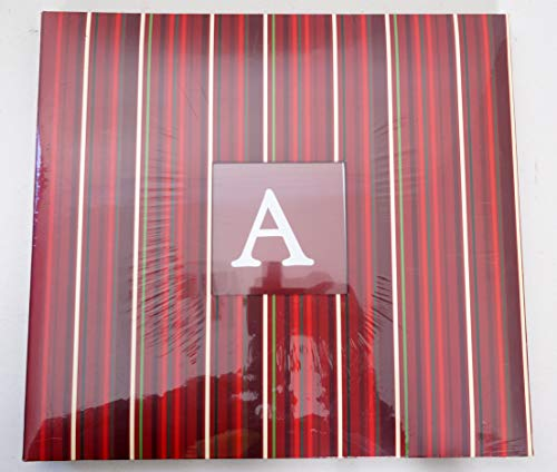 Markings Candy Stripe Photo Album with Window ()