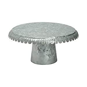 Industrial Chic Cake Stand by Ten Thousand Villages