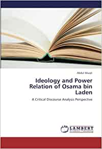 critical discourse analysis power ideology Dca – critical discourse analysis roberta piazza history of cda discourse and society (1990) goes back to  • manifestations of ideology • power/dominance relations in society  fairclough critical discourse analysis the critical study of language pdf uploaded by christina discourse analysis 5.