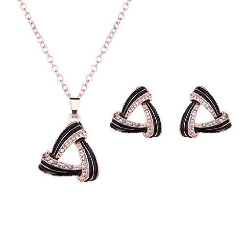 OUFO Fashion Necklace Earring Jewelry sets (Costume Express Catalog)