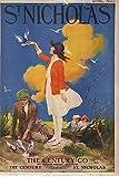 1922 St. Nicholas April-Baseball Season Opens; Magic