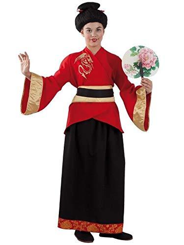 DISBACANAL Disfraz China niña - -, 6 años: Amazon.es: Juguetes y ...