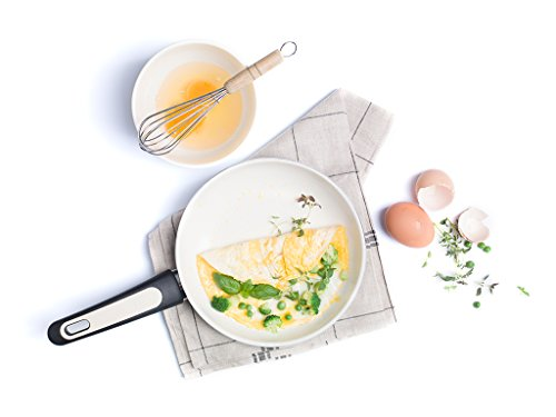 GreenPan Focus 10pc Ceramic Non-Stick Cookware Set, Burgundy