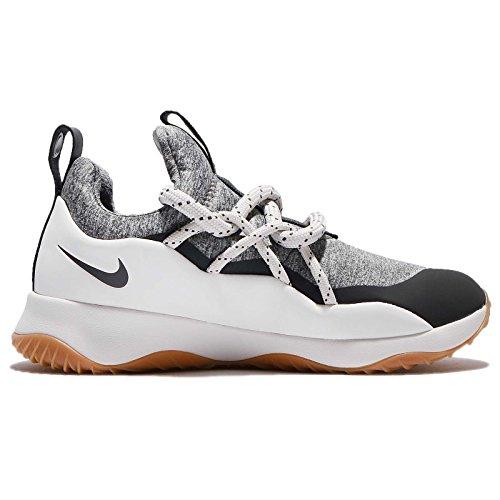 Nike Womens Wmns Byen Loop, Toppmøtet Hvit / Antrasitt, 7,5 Oss
