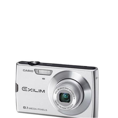 Zoom 8 Megapixels Casio Exilim - 9