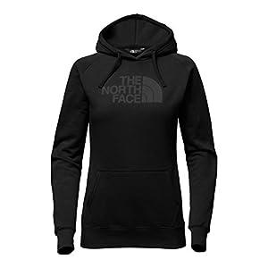 The North Face Women's Half Dome Hoodie TNF Black/Asphalt Grey - XL