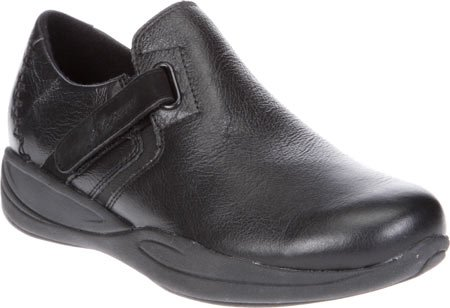 Xelero Visalia Women's Comfort Therapeutic Extra Depth Casual Shoe: Black 9.5 Wide (D) Velcro by Xelero (Image #1)