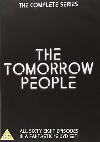 The Tomorrow People - The Complete Series [DVD]
