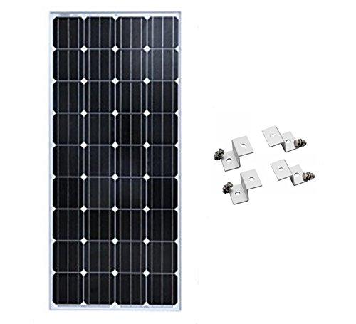 SAYA ソーラーパネル単結晶100W 家庭用 B06XZZ4J5B