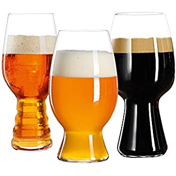 6pc craft brew beer set beer glasses. Black Bedroom Furniture Sets. Home Design Ideas