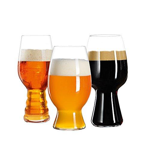 Spiegelau Craft Beer Tasting Kit (set of 3) by Spiegelau