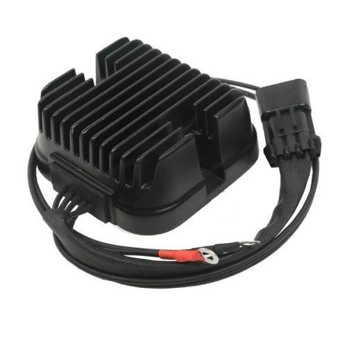 Electrosport Voltage Regulator Rectifier For Polaris Victory Cross Country Black