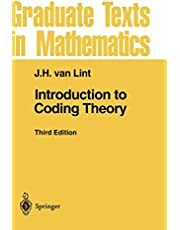 Introduction to Coding Theory: 86