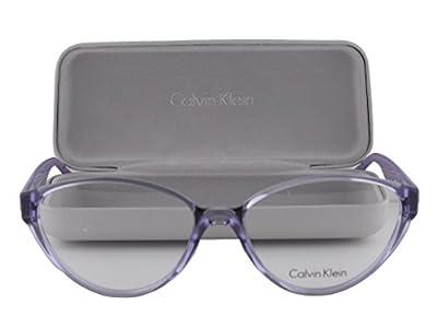 Calvin Klein CK5877 Eyeglasses 54-15-145 Shiny Violet 500