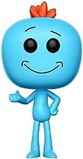Funko Pop! Animation: Rick and Morty - Mr. Meeseeks Vinyl Figure (styles may vary)