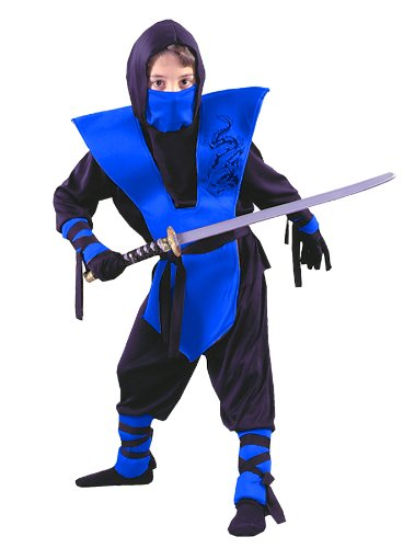 Amazon.com: Holiday Times Unlimited Inc Boys Chest Ninja ...