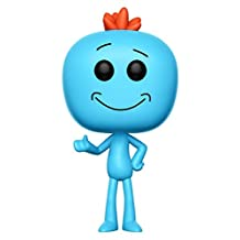 Funko Pop! Animation: Rick & Morty - Mr. Meeseeks, Estilos pueden variar