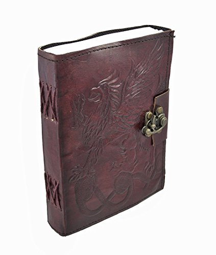 GbagT Embossed Leather Gryphon Journal product image