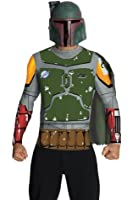 Rubies Costumes Mens Star Wars Boba Fett Adult Costume Kit